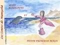 Marie-Françoise Chevallier Le Page - Les contes de Mamyshâ Tome 12 : Petit bonhomme et Petite princesse Maya.