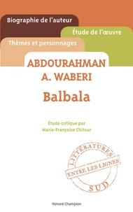 Deedr.fr Balbala - Abdurahman A. Waberi Image