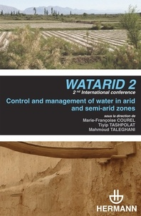 Deedr.fr Control and Management of Water in Arid and Semi-arid Zones - 2nd International Conference WATARID Image