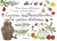Cuisine des Fleurs, Feuilles et petites Salades.pdf