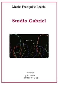 Marie-Françoise Leccia - Studio gabriel.