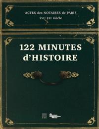 Checkpointfrance.fr 122 minutes d'histoire - Actes des notaires de Paris XVIe-XXe siècle Image