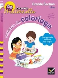 Marie-Françoise Mornet - Activités de coloriage Maternelle Grande Section 5-6 ans.