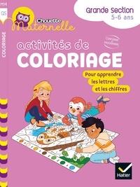 Marie-Françoise Mornet - Activités de coloriage - Grande Section.