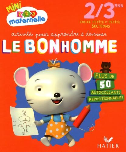 Activités Pour Apprendre à Dessiner Le Bonhomme Toute Petite Et Petite Sections Album