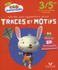 Marie-Françoise Mornet - Activités pour apprendre à écrire Tracés et motifs Petite et Moyenne sections.