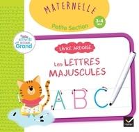 Marie-Françoise Mornet et Marie Morey - Livre ardoise Les lettres majuscules Maternelle petite section - Avec un feutre effaçable.
