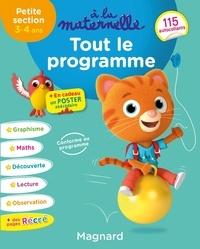 Marie-Françoise Mornet - Tout le programme Petite section à la maternelle.