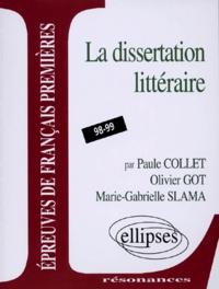 Marie-Gabrielle Slama et Olivier Got - .