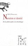 Marie-Geneviève Pinsart et Paul Ricoeur - Narration et identité - De la philosophie à la bioéthique.
