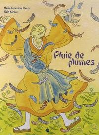 Marie-Geneviève Thoisy et Alain Korkos - Pluie de plumes.