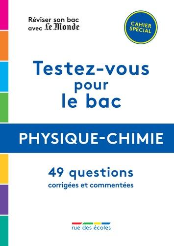 Physique-chimie Terminale, série S  Edition 2020