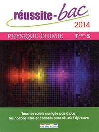 Marie Girardot et Valentin Calonne - Physique-Chimie Tle S.