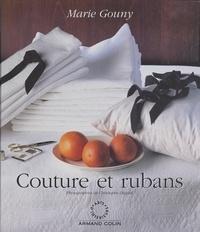 Marie Gouny et Christophe Dugied - Couture et rubans.