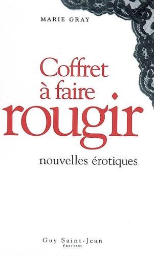 Marie Gray - Coffret à faire rougir 1 - En 3 volumes.