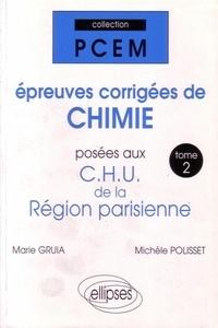 Marie Gruia et Michèle Polisset - .