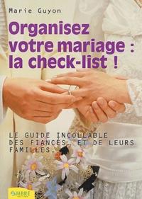 Deedr.fr Organiser un mariage - Check-list Image