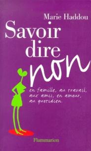 Marie Haddou - .