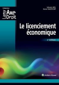 Marie Hautefort et Sylvain Niel - Le licenciement économique.