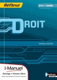 Droit BTS 1e année - Avec i-manuel.pdf