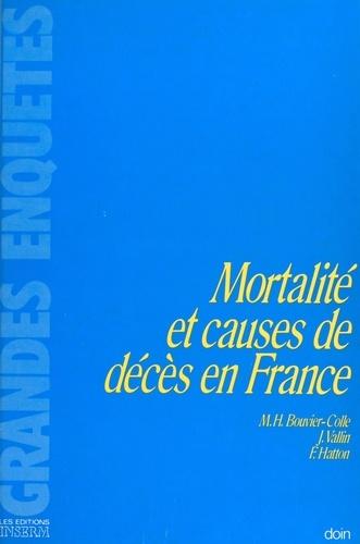 Mortalité et causes de décès en France