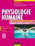 Marie-Hélène Canu et Vincent Bérézowski - Physiologie humaine - Tout le cours en fiches - Licence, STAPS, Santé.