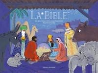 Marie-Hélène Delval et Aurélie Abolivier - La Bible.