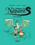 Marie-Hélène Delval et Pierre Oertel - Les dragons de Nalsara Tome 1 : .