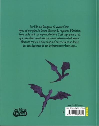 Les dragons de Nalsara Tome 1