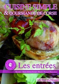 Goodtastepolice.fr Cuisine simple & gourmande de Corse - Les entrées Image