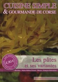 Cuisine simple & gourmande de Corse - Les pâtes et ses variantes.pdf