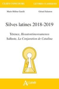 Deedr.fr Silves latines - Térence, Heautontimoroumenos ; Salluste, La Conjuration de Catilina Image