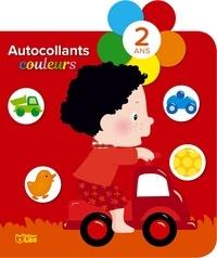Marie-Hélène Grégoire - Autocollants couleurs camion.