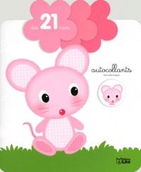 Marie-Hélène Grégoire - Autocollants (petite souris) dès 21 mois - J'apprends les couleurs.