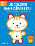 Marie-Hélène Grégoire - Je colorie sans dépasser ! (chat).