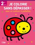 Marie-Hélène Grégoire - Je colorie sans dépasser ! (coccinelle).
