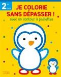 Marie-Hélène Grégoire - Je colorie sans dépasser ! (pingouin).