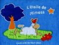 Marie-Hélène Grégoire - L'étoile de Mimosa. - Livre oreiller tout doux.