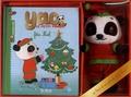 Marie-Hélène Grégoire et  Chonchon - Yao le petit panda fête Noël - Coffret livre + peluche.