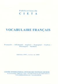 Marie-Hélène Guelton - Vocabulaire français - Edition 1997.