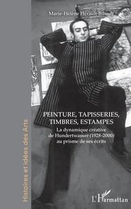 Marie-Hélène Hérault-Bibault - Peinture, tapisseries, timbres, estampes - La dynamique créative de Hundertwasser (1928-2000) au prisme de ses écrits.