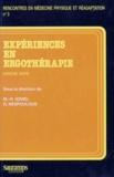 Marie-Hélène Izard et Richard Nespoulous - Expériences en ergothérapie - 10e série.