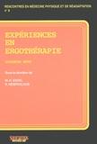 Marie-Hélène Izard et  Collectif - Expériences en ergothérapie - 15e série.