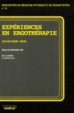 Marie-Hélène Izard et Richard Nespoulous - Expériences en ergothérapie - 19e série.
