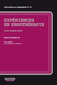 Histoiresdenlire.be Expériences en ergothérapie - 26e série Image
