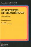 Marie-Hélène Izard - Expériences en ergothérapie - Trentième série.