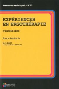 Expériences en ergothérapie - Trentième série.pdf