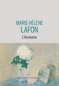 Marie-Hélène Lafon - L'annonce.
