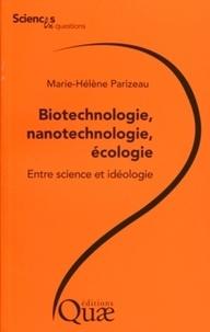 Deedr.fr Biotechnologie, nanotechnologie, écologie : entre science et idéologie Image