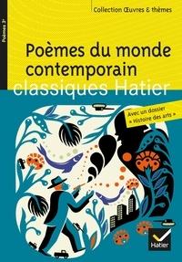 Hélène Potelet et Marie-Hélène Philippe - Poèmes du monde contemporain.